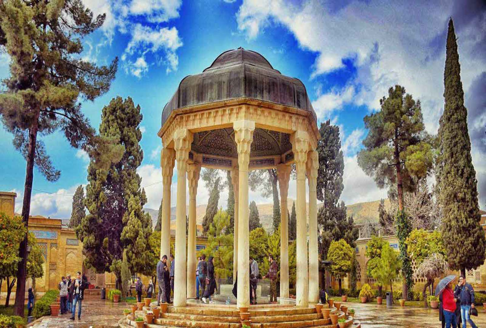 6.tomb-of-hafez-in-shiraziran